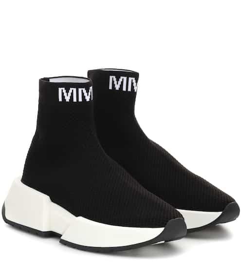 6301127bd2e2 High-top sock sneakers
