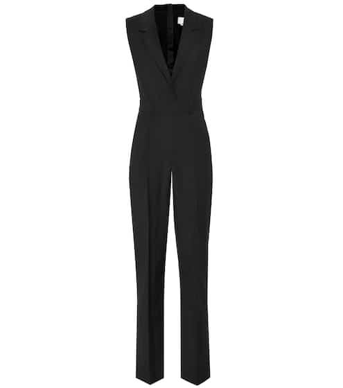 MSGM Virgin wool jumpsuit