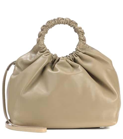 The Row Handtasche aus Lammleder