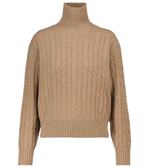 폴로 랄프로렌 Polo Ralph Lauren Wool and cashmere turtleneck sweater