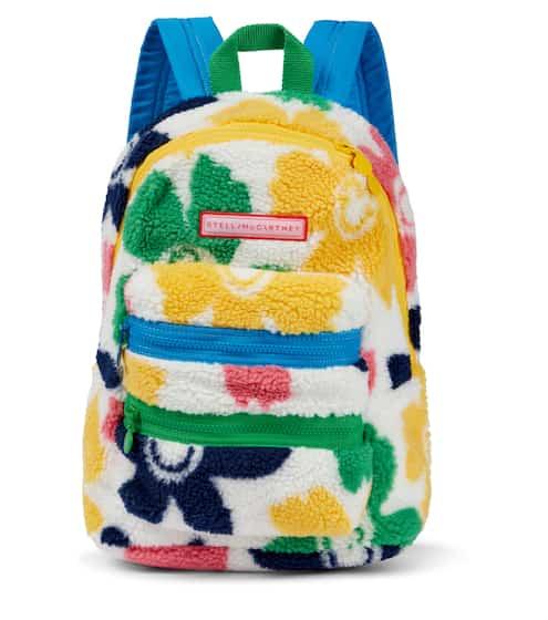 스텔라 맥카트니 키즈 백팩 STELLA McCARTNEY Kids Floral backpack
