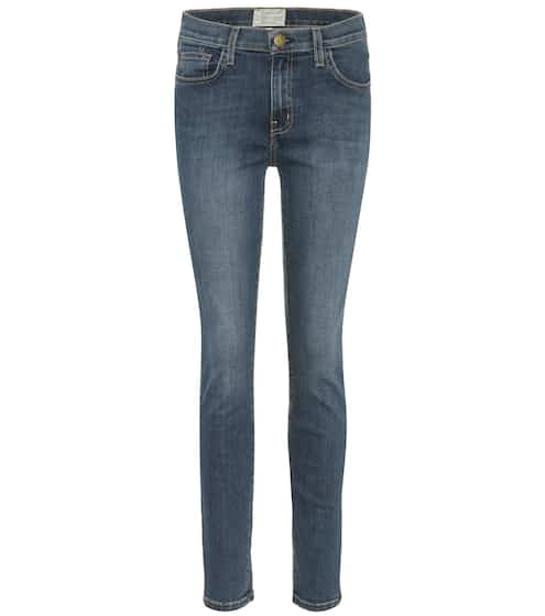 Current/Elliott Skinny Jeans The Highwaist Ankle