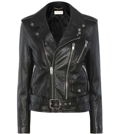 Saint Laurent Lederjacke L17