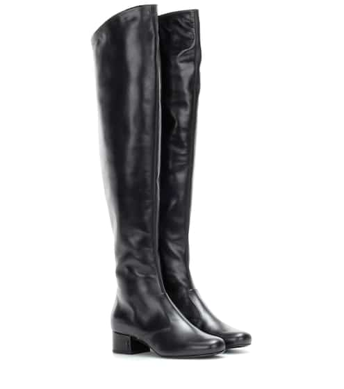 Over-The-Knee Boots | Designer shoes at mytheresa.com