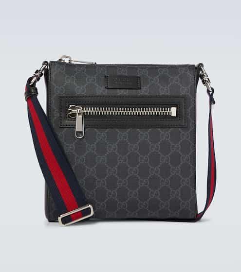 구찌 GG 슈프림 메신저백 Gucci GG Supreme messenger bag