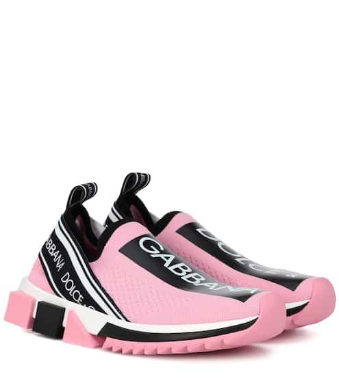 ddab74bb6e3d Dolce   Gabbana Sorrento Printed Sneakers