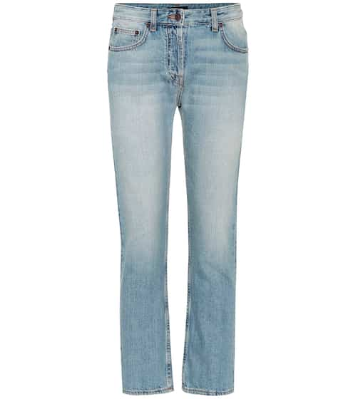 NEW ARRIVAL. Ashlands cropped straight jeans | The Row