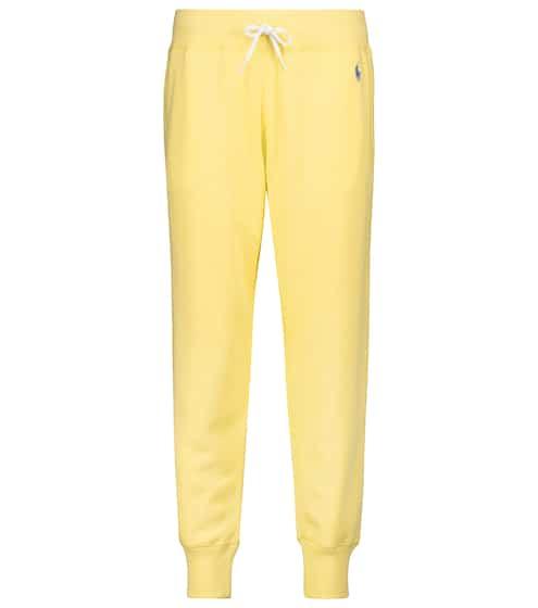 폴로 랄프로렌 Polo Ralph Lauren Cotton-blend sweatpants