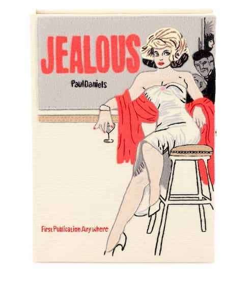 Olympia Le-Tan Book-Clutch Jealous
