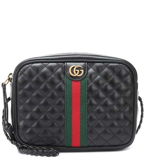 8d72924f3745 Mini quilted leather shoulder bag