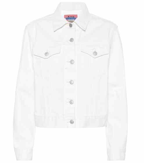 아크네 스튜디오 Acne Studios Blae Konst denim jacket
