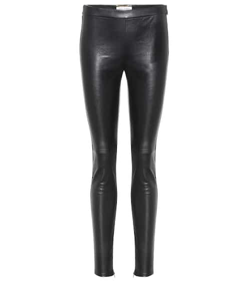 1c88cbe8bc Leather Pants for Women | Designer Clothes at Mytheresa