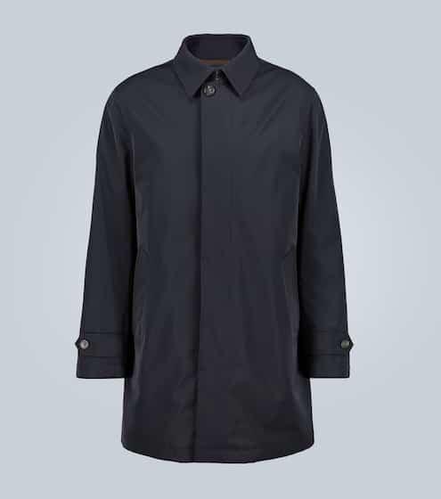 제냐 Zegna Regular fit long coat