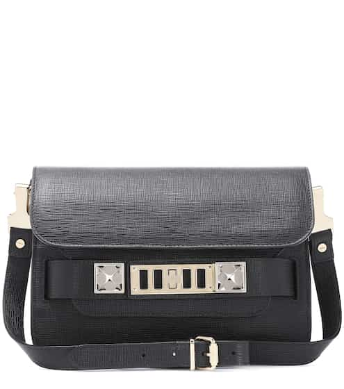 Ps11 Mini Classic Leather Shoulder Bag Proenza Schouler