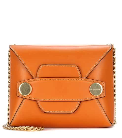 2cfbc76c5daa Stella McCartney Stella Popper Small Faux-Leather Shoulder Bag from ...