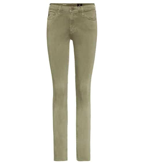 AG Jeans Jeans The Prima Mid-Rise Cigarette