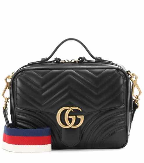 구찌 Gucci GG Marmont Small shoulder bag