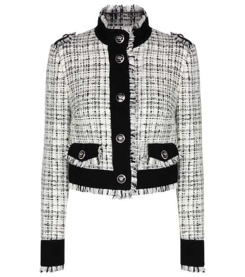 돌체 & 가바나 Dolce & Gabbana Tweed jacket