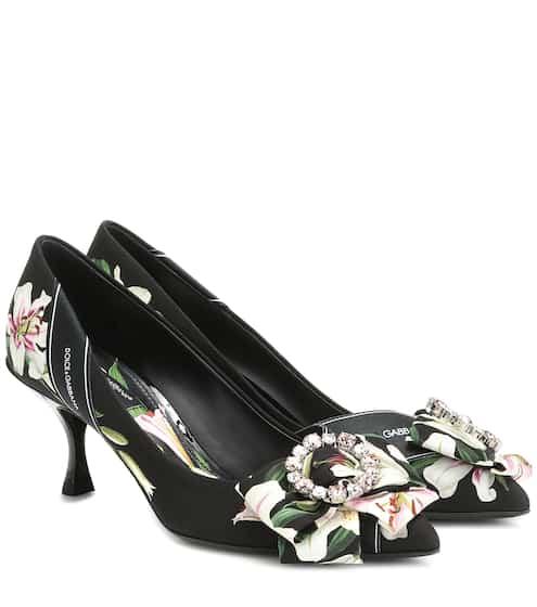 Dolce & Gabbana - Chaussures Femme en ligne | Mytheresa