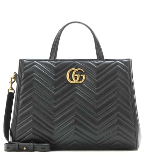 GG Marmont matelassé shoulder bag | Gucci