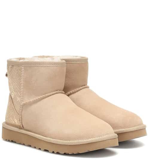 d56aacc2d Ugg Classic Mini Metallic Boots