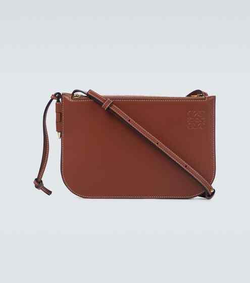 로에베 게이트 더블집 파우치 LOEWE Gate Double Zip pouch bag