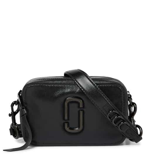 마크 제이콥스 소프트샷백 Marc Jacobs The Softshot 21 leather crossbody bag