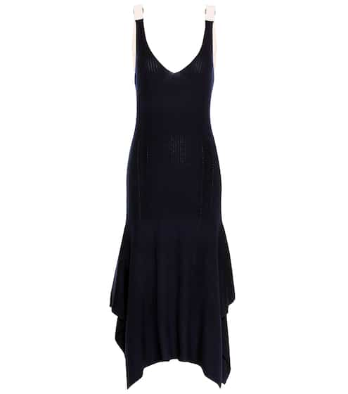 T by Alexander Wang Merino wool dress