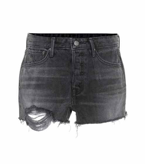 Grlfrnd Jeansshorts Cindy aus Baumwolle