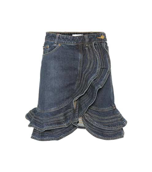 eebc3756127e16 Denim Skirts - Designer Jeans Collections