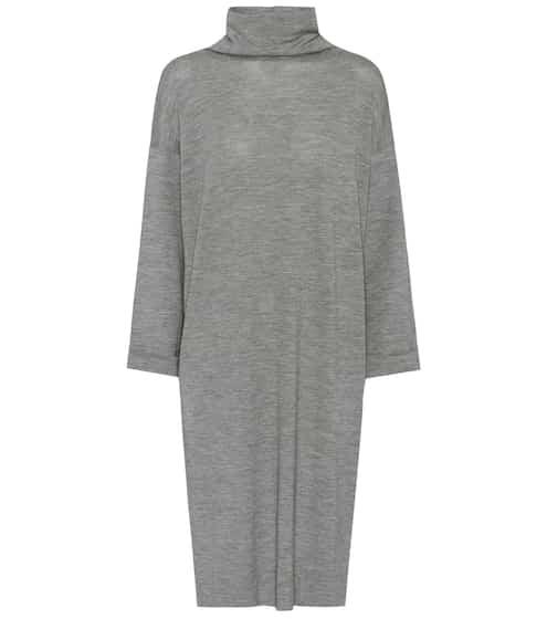 Brunello Cucinelli Kleid aus Wolle und Cashmere