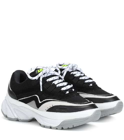 adc14f33d2d7 Demo Runner leather sneakers