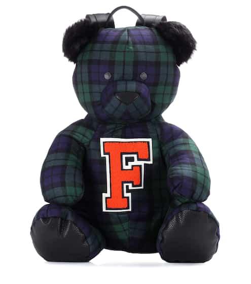 Fenty by Rihanna Rucksack Mascot Bear
