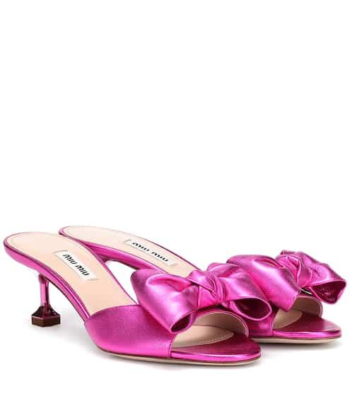 66f9718beccf Miu Miu - Designer Shoes for Women | Mytheresa