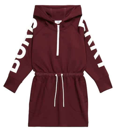 버버리 키즈 원피스 Burberry Logo hoodie dress