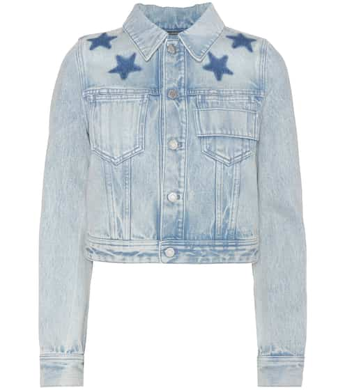 Givenchy Jeansjacke aus Baumwolle