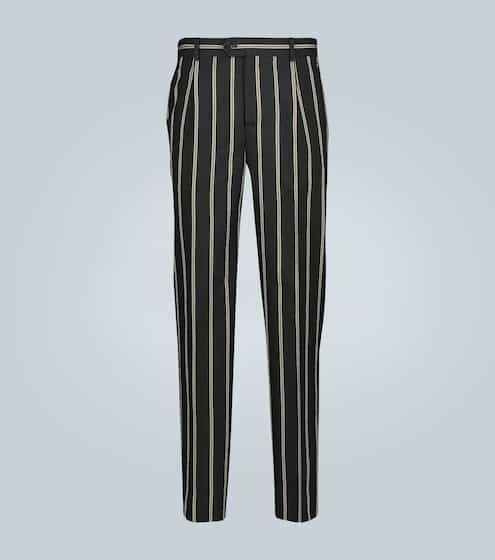 EEditions MR Francois striped pants