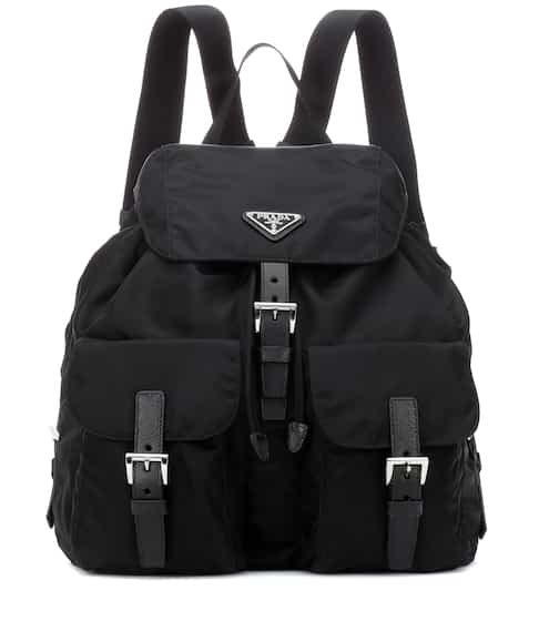Shoulder Bags On Sale, Black, Nylon, 2017, one size Prada
