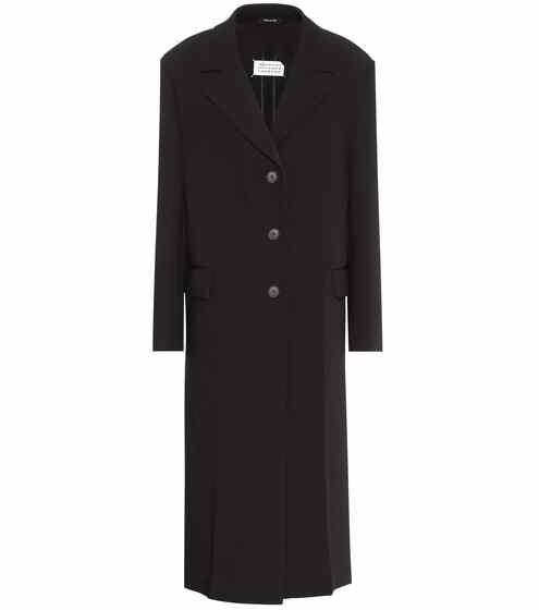 메종 마르지엘라 코트 Maison Margiela Twill coat