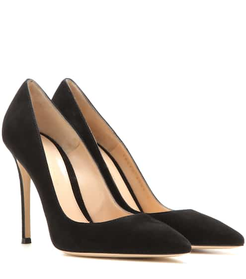 Gianvito 85 patent leather pumps Gianvito Rossi E2vV8Lib9