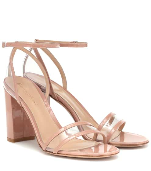 1d05fd79f Exclusive to Mytheresa – Sheryl 85 patent leather sandals