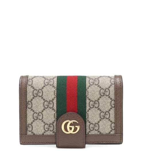 구찌 Gucci Ophidia GG passport holder