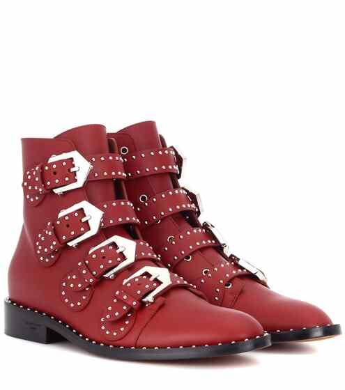 Slippers de terciopelo Bedford Givenchy IEI3TfK