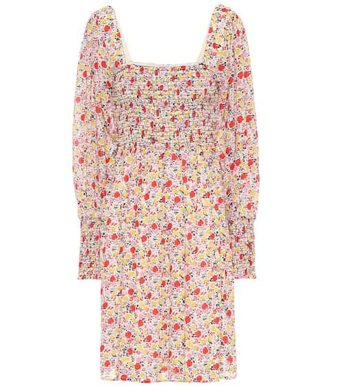 c696b4cf Exclusive to Mytheresa – floral georgette minidress | Ganni