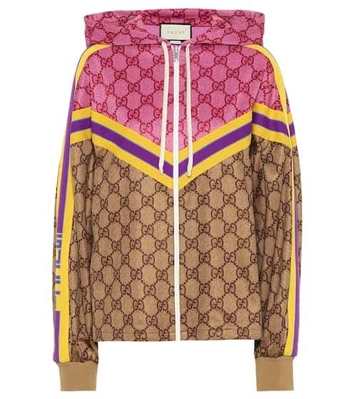 b473d3f3f28 GG technical jersey jacket