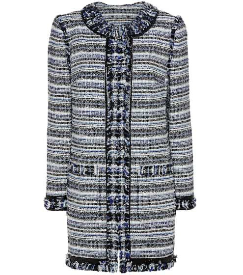 Tory Burch Mantel Laila aus Tweed