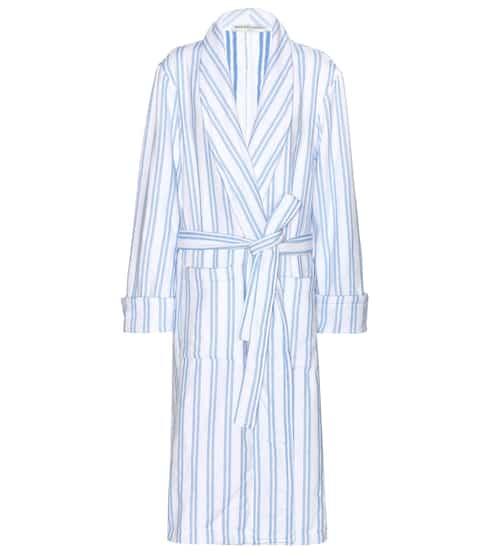 Balenciaga Mantel aus Baumwolle
