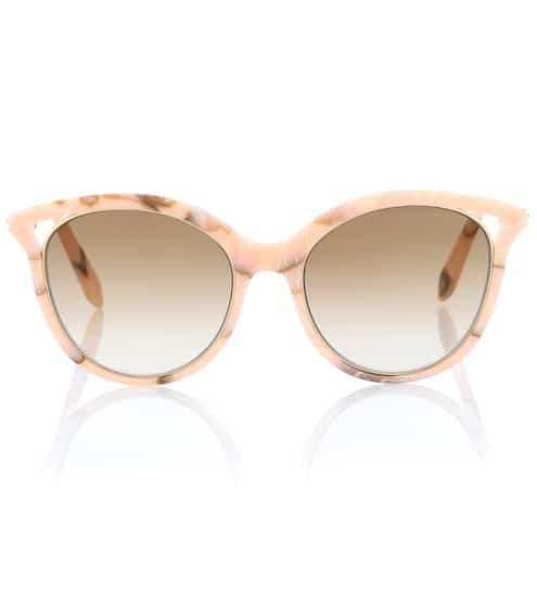 Victoria Beckham Cat-Eye-Sonnenbrille Cut Away Kitten