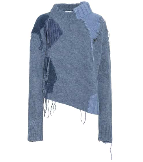 Acne Studios Pullover Ovira mit Wolle