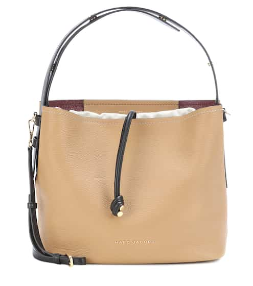 d1a20515a Marc Jacobs Road Hobo Leather Shoulder Bag from mytheresa - Styhunt